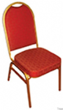 Jody Stacking Conference Chair in Red